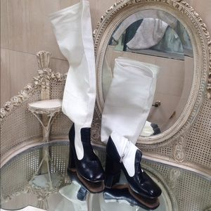 Celine just over the knee gorgeous boots 38.5